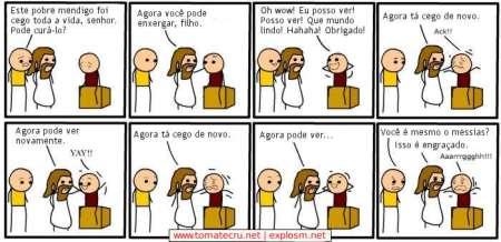 serei eu Jesus???