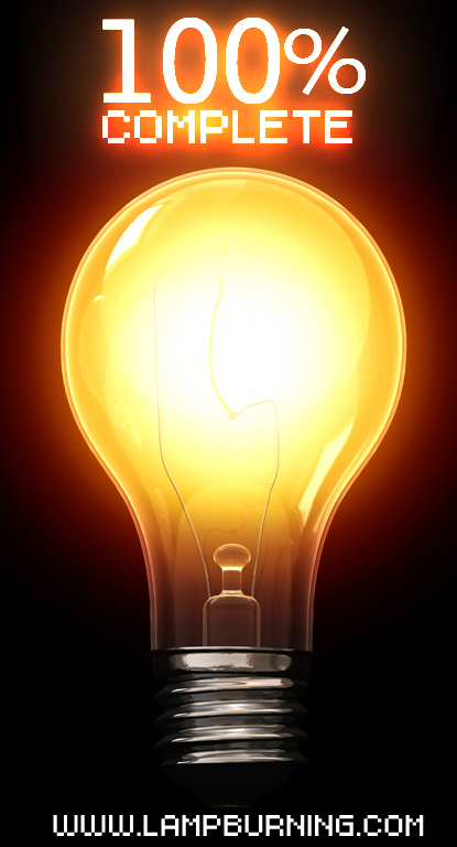 anuncio lamp